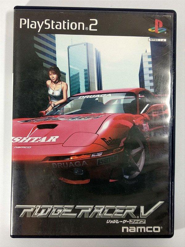 Ridge Racer V Original [JAPONÊS] - PS2