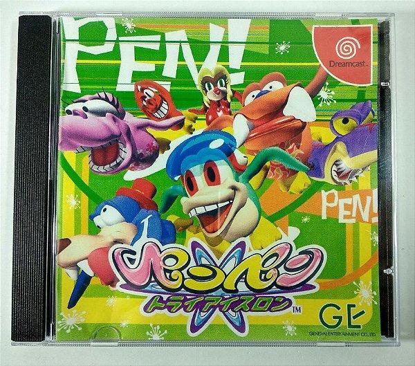 Pen Pen TriIcelon Original [JAPONÊS] - Dreamcast