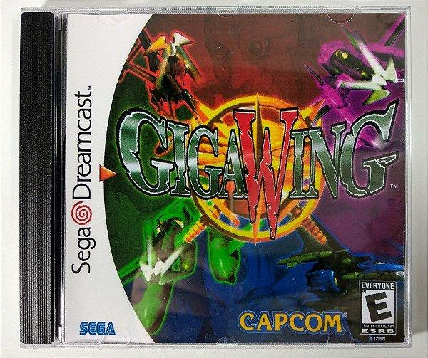 Giga Wing [REPLICA] - Dreamcast
