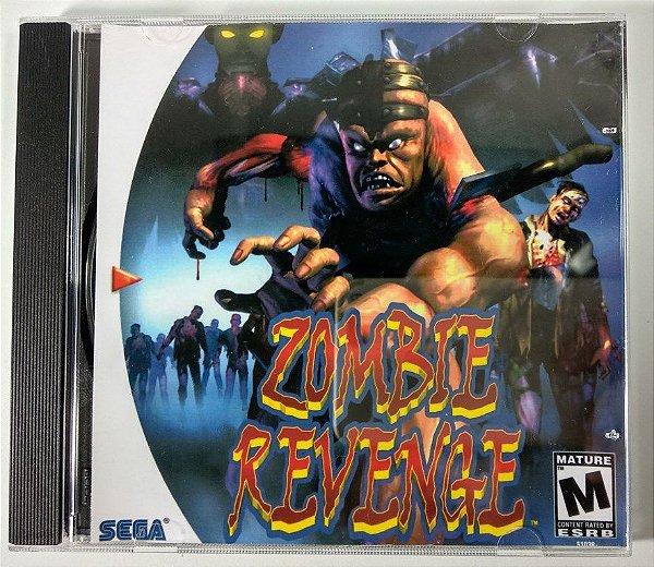 Zombie Revenge [REPLICA] - Dreamcast