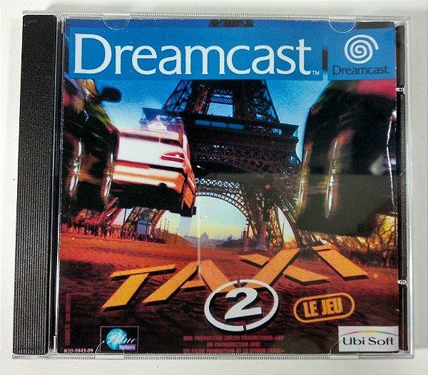 Taxi 2 [REPLICA] - Dreamcast