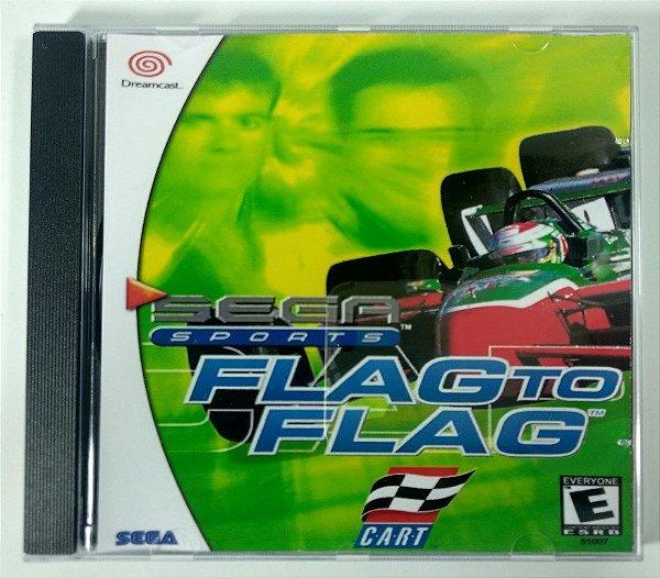Sega Flag to Flag [REPLICA] - Dreamcast