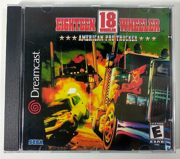 Eighten 18 Wheeler American Pro Trucker [REPLICA] - Dreamcast