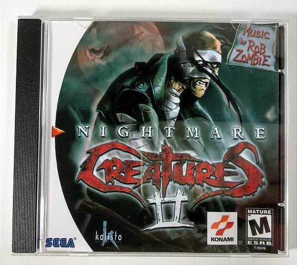 Nightmare Creatures II [REPLICA] - Dreamcast