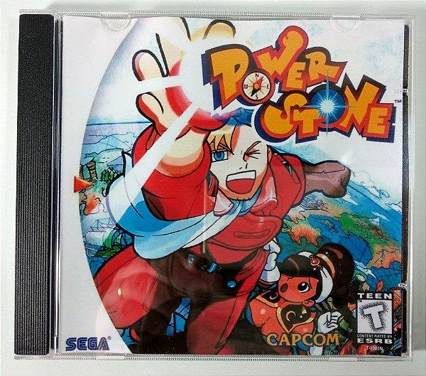 Power Stone [REPLICA] - Dreamcast