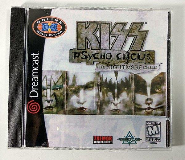 Kiss Psycho Circus [REPLICA] - Dreamcast