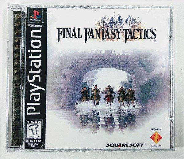 Final Fantasy Tactics [REPLICA] - PS1 ONE