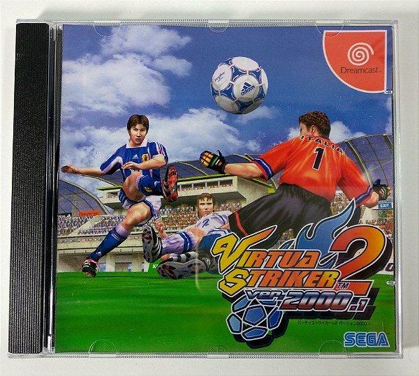 Virtua Striker 2 ver 2000.1 [REPLICA] - Dreamcast