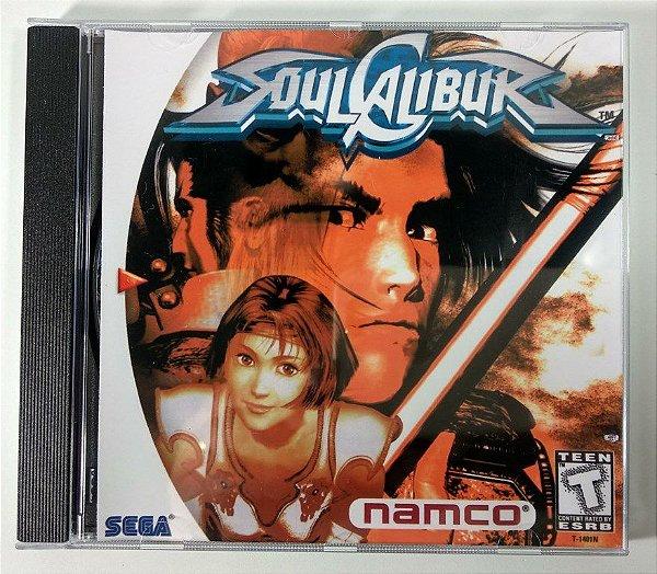 Soul Calibur [REPLICA] - Dreamcast