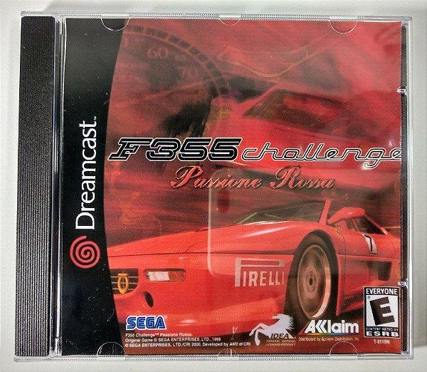 F355 Challenge [REPLICA] - Dreamcast