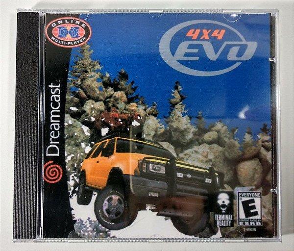 4x4 Evo [REPLICA] - Dreamcast