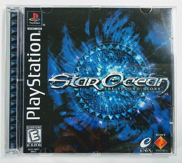 Star Ocean [REPLICA] - PS1 ONE
