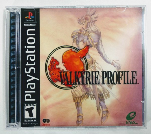 Valkyrie Profile [REPLICA] - PS1 ONE