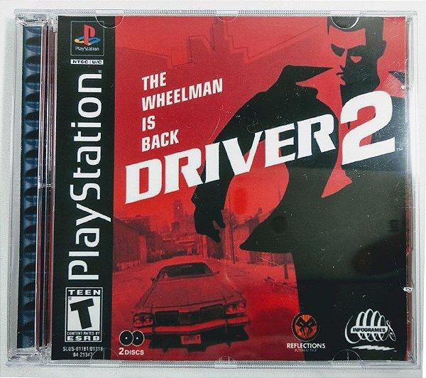 Driver 2 [REPLICA] - PS1 ONE