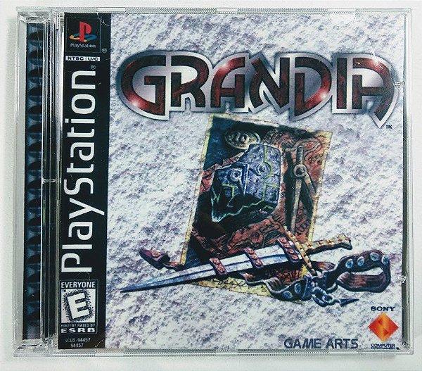 Grandia [REPLICA] - PS1 ONE