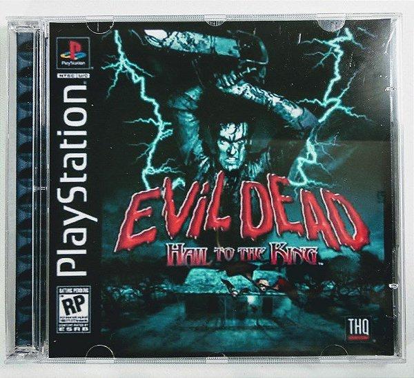 Evil Dead [REPLICA] - PS1 ONE