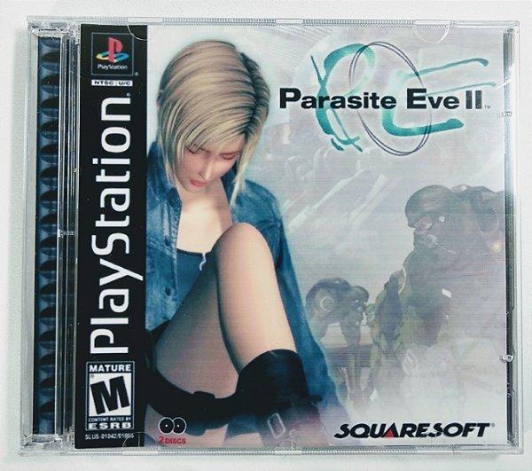 Parasite Eve II [REPLICA] - PS1 ONE
