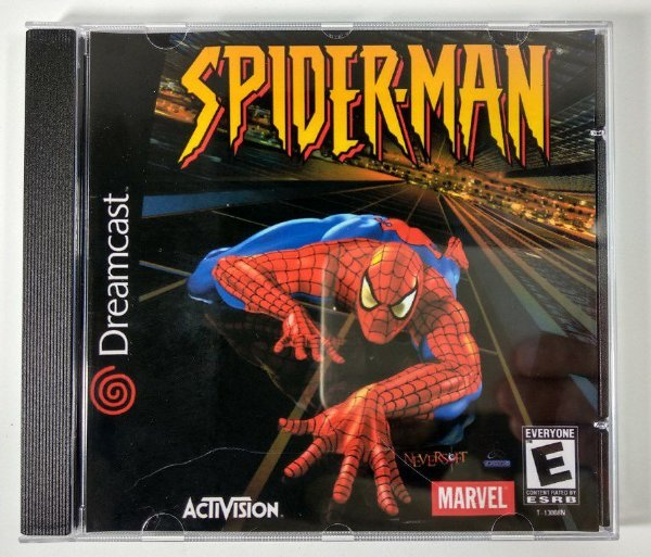 Spider-man [REPLICA] - Dreamcast