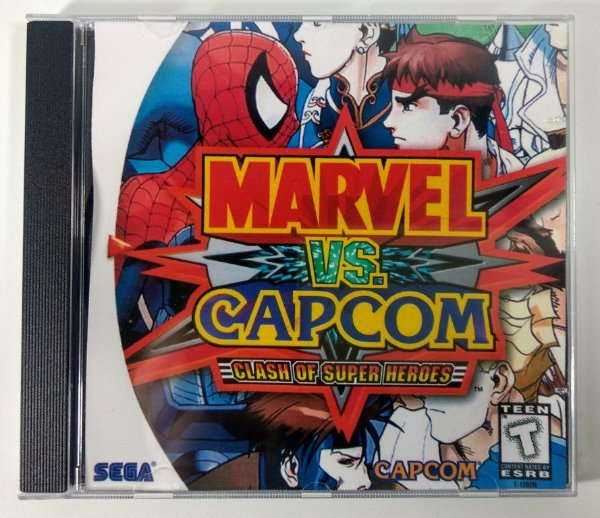 Marvel vs Capcom [REPLICA] - Dreamcast