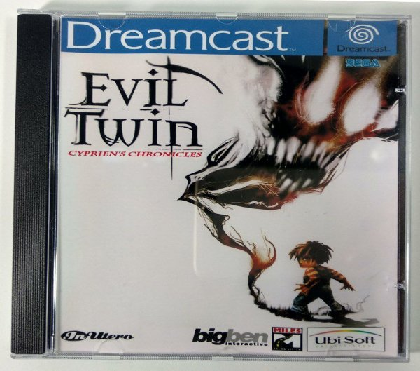 Evil Twin [REPLICA] - Dreamcast