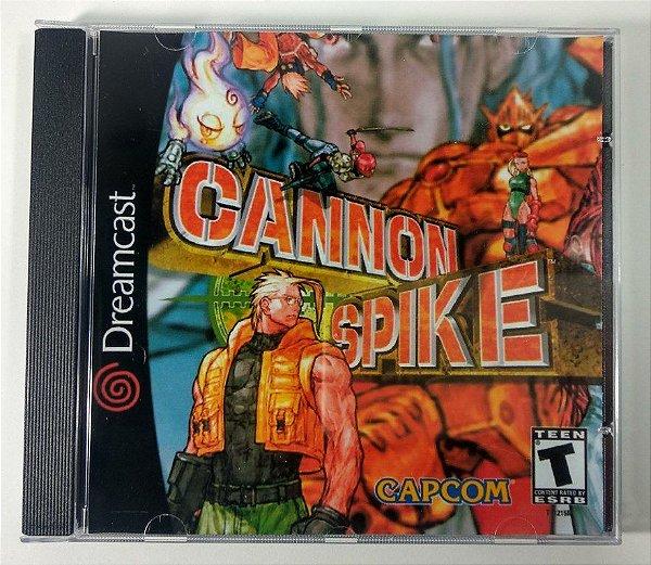 Cannon Spike [REPLICA] - Dreamcast
