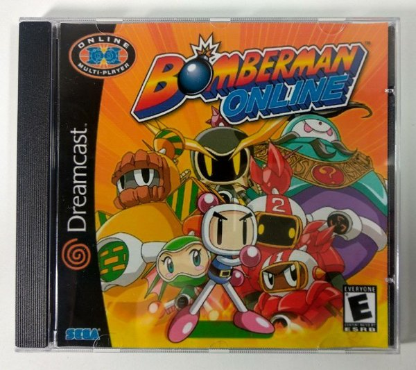 Bomberman Online [REPLICA] - Dreamcast