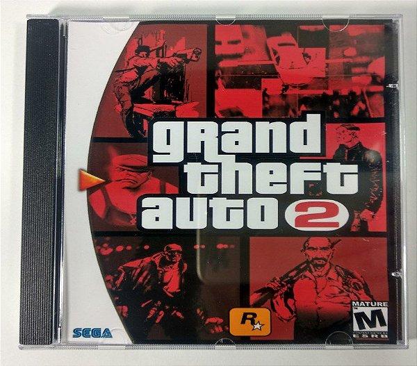 GTA 2 [REPLICA] - Dreamcast