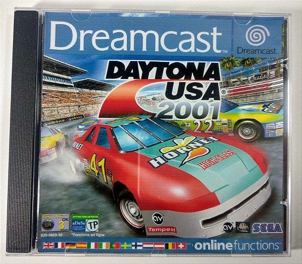 Daytona USA 2001 [REPLICA] - Dreamcast