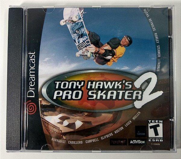 Tony Hawks Pro Skater 2 [REPLICA] - Dreamcast