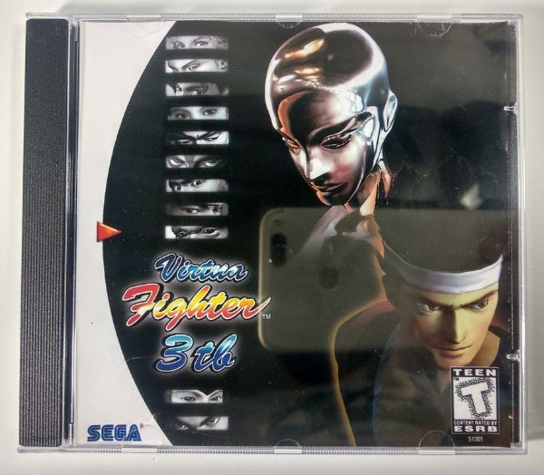 Virtua Fighter 3 tb [REPLICA] - Dreamcast