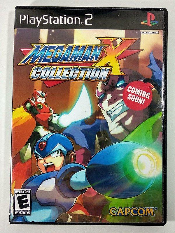 Megaman X Collection - [REPLICA] - PS2