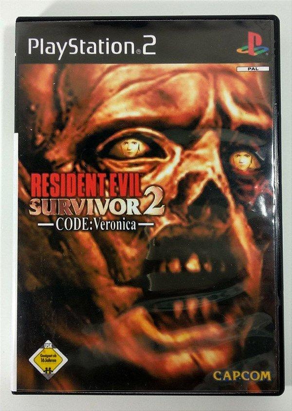 Resident Evil Survivor 2 - [REPLICA] - PS2