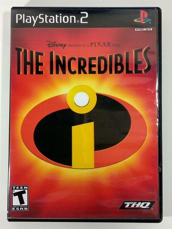 The Incredibles - [REPLICA] - PS2