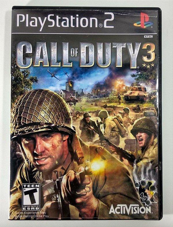 Call of Duty 3 [REPLICA] - PS2