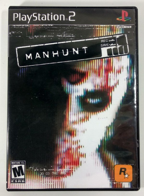 Manhunt [REPLICA] - PS2