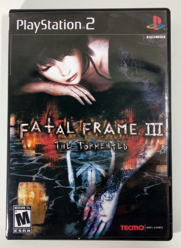 Fatal Frame III [REPLICA] - PS2