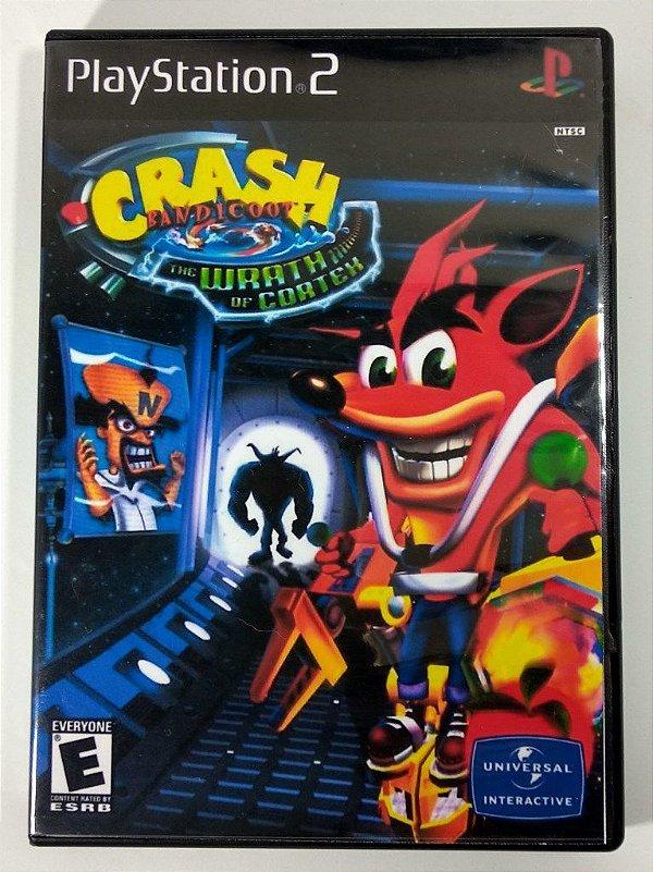 Crash Bandicoot the Wrath of Cortex - [REPLICA] - PS2