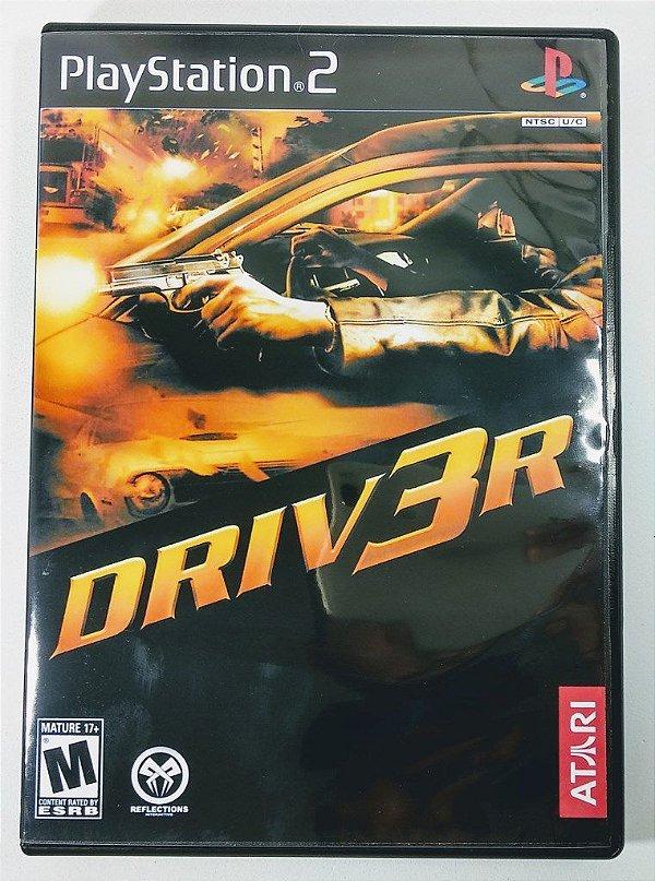Driver 3 [REPLICA] - PS2