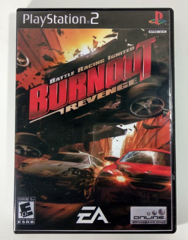 Burnout Revenge [REPLICA] - PS2