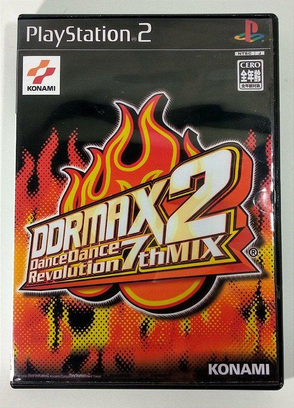 DDRMAX2: Dance Dance Revolution [REPLICA] - PS2