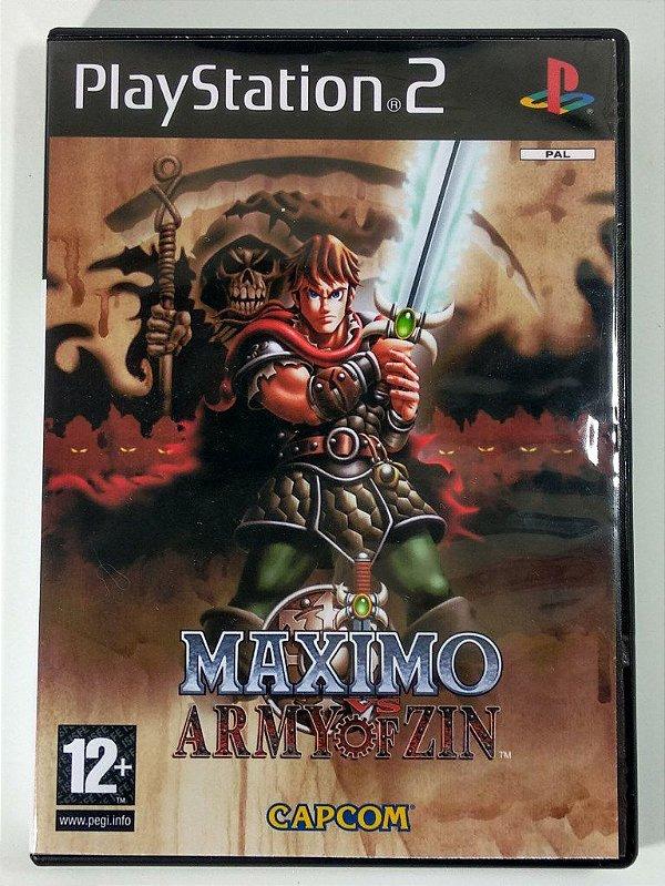 Maximo Army of Zin [REPLICA] - PS2