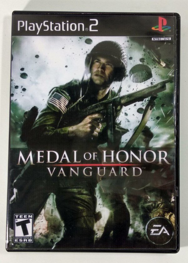 Medal of Honor Vanguard [REPLICA] - PS2