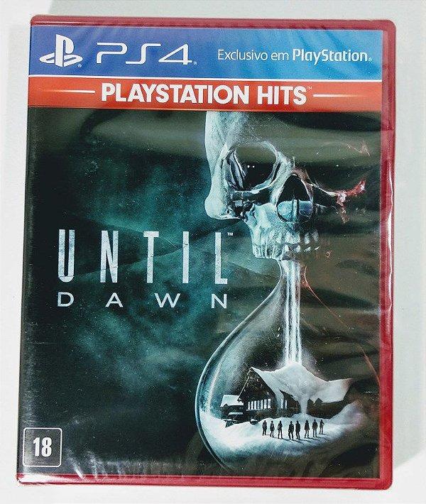 Until Dawn (lacrado) - PS4