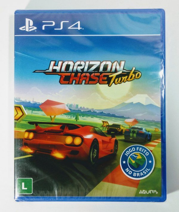 Horizon Chase Turbo (lacrado) - PS4
