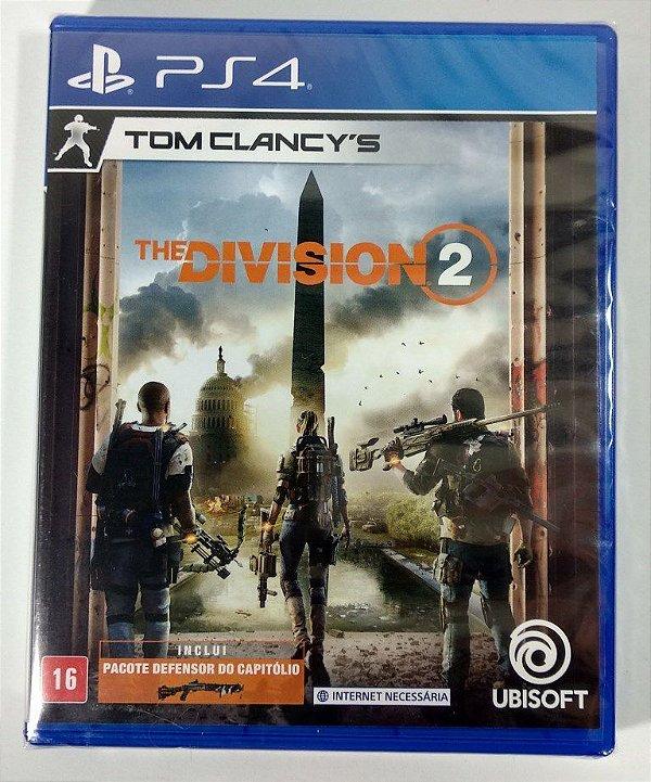 Tom Clancys The Division 2 (lacrado) - PS4