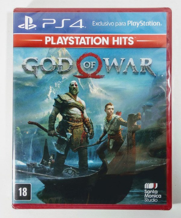 God of War (lacrado) - PS4