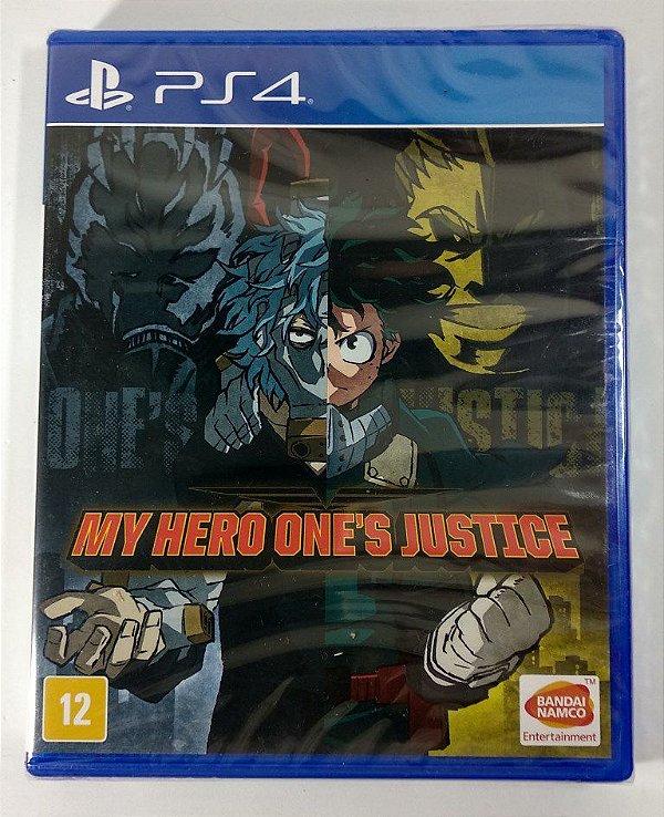 My Hero Ones Justice (lacrado) - PS4