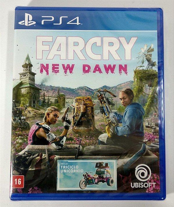 Far Cry New Dawn (lacrado) - PS4