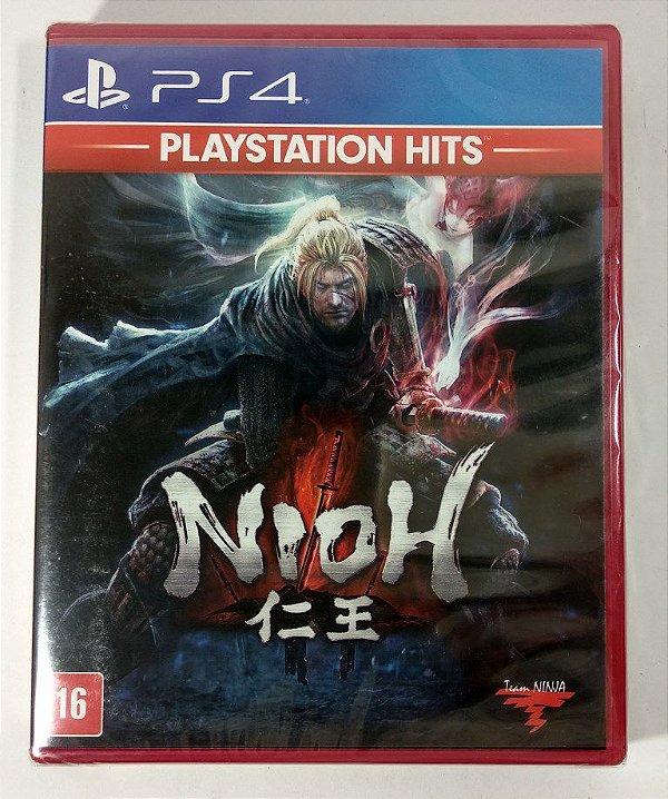 Nioh (lacrado) - PS4
