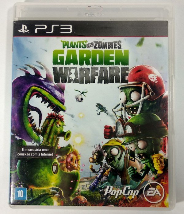 Plants vs Zombies Garden Warfare - PS3